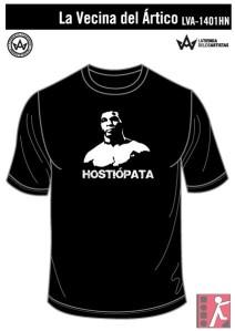 hostiopata-camiseta-chico-la-vecina-del-artico