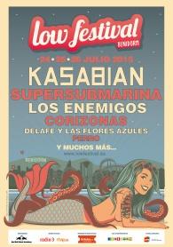 primeras confirmaciones los festival 2015